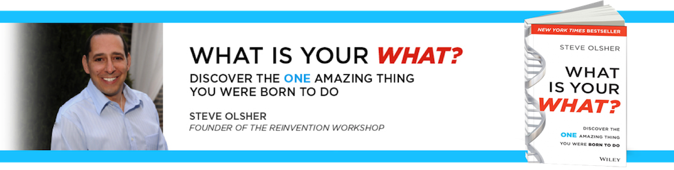 What Is Your WHAT – Discover, Share & Monetize What You Were Born To Do
